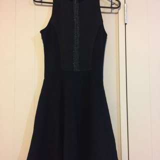Black Dress- Witchery