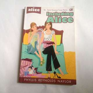 Including Alice ( Alice Series #12)
