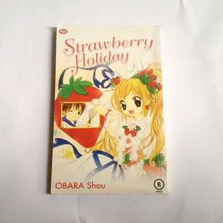 Komik Strawberry Holiday