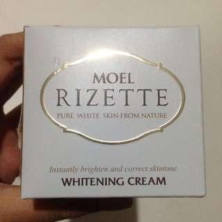 The Saem Moel Rizette Whitening Cream