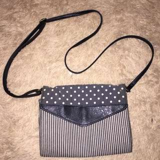 envelope bag by payless