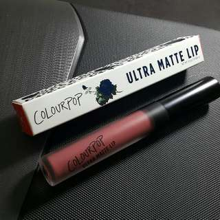 Colourpop Ultra Matte Lip - Perky