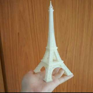 3D Printing Service: Eiffel Tower
