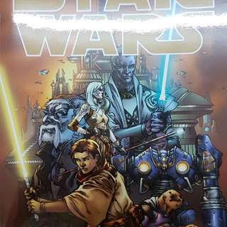 BRAND NEW EPIC COLLECTION STAR WARS THE OLD REPUBLIC LEGENDS COMIC BOOK...COLLECTORS ITEMS