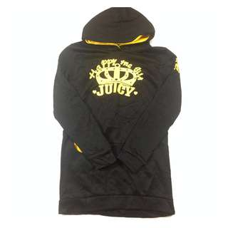 [Female] Hoodie No Brand Juicy Size M Second import Murah