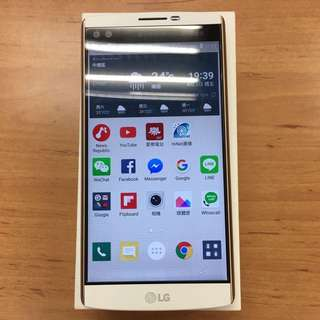 LG V10 (The Screen and Motherbaord Had been changed an official new one ) It's reserved for Mr.Bongando.