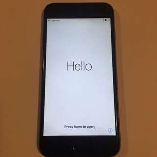 64GB iPhone 6 (Bell)