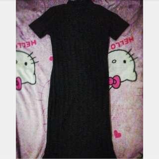 Jukaykay Black Dress