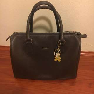 Furla Handbag With Pendant