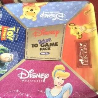 10 Disney Games