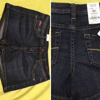 Lee cooper mid rise shorts
