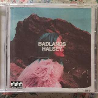 Badlands - Halsey (Limited Target Exclusive)