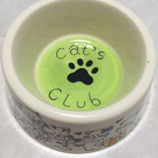 Ceramic Feeding Bowl (Hand Painted)