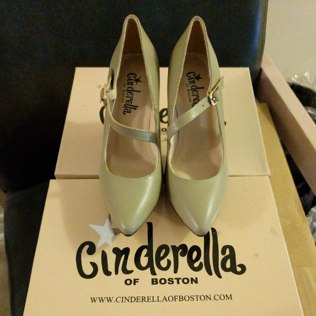 21/2 inch Heels from Cinderella of Boston