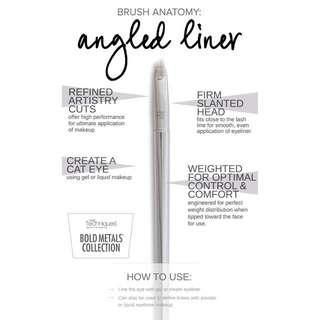 Real Techniques 202 Angled Liner Brush