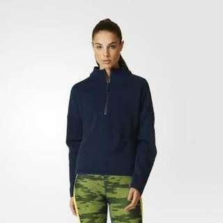 Adidas ZNE Half Zip Dark Blue/navy XS