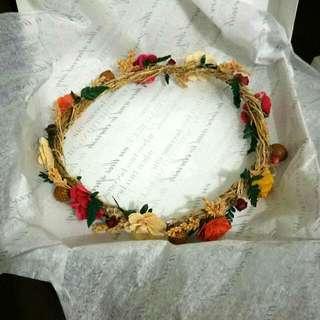 Handmade Flower Headband 005