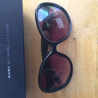 Black Marc Jacobs Sunglasses