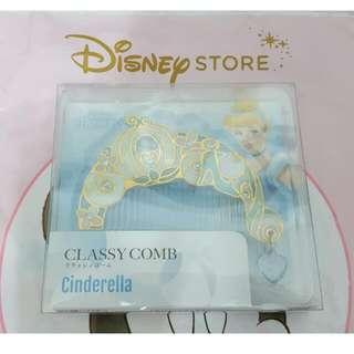 🚚 迪士尼仙履奇緣梳子