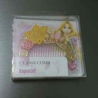 🚚 迪士尼長髮公主梳子