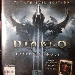 PS3 Diablo 3 ROS