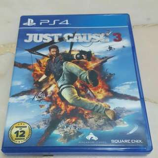 Just Cause 3 PS4 R3