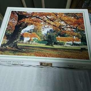 🚚 1000片 風景拼圖