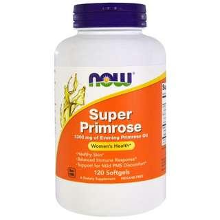 Evening Primerose Oil 1300mg (120 Softgels)