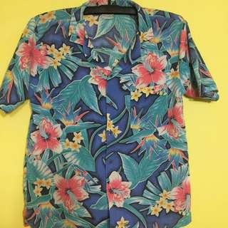 古著 花襯衫 夏威夷襯衫 國外購入