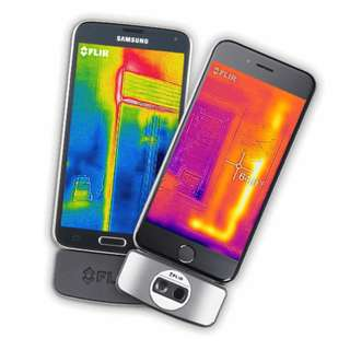 FLIR Infrared Red Thermal Cameral for Iphone / IPad