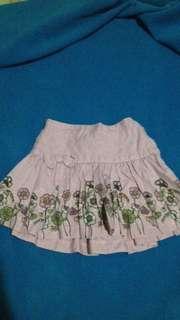 H&M Floral Skirt