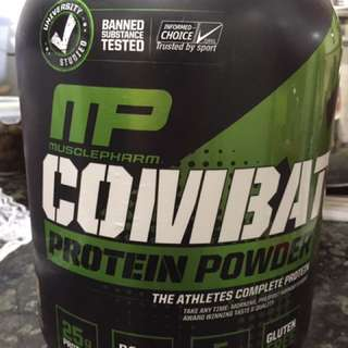 MusclePharm Combat MP 乳清蛋白質