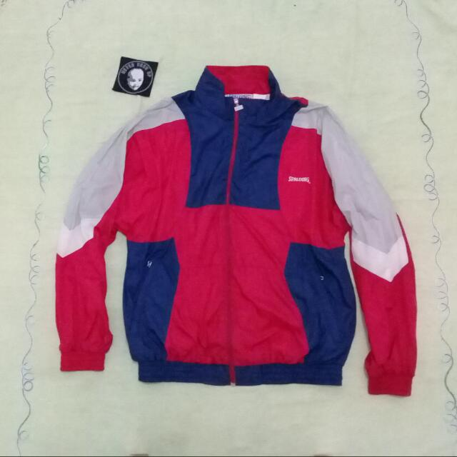 80s Spalding Windbracker Jacket