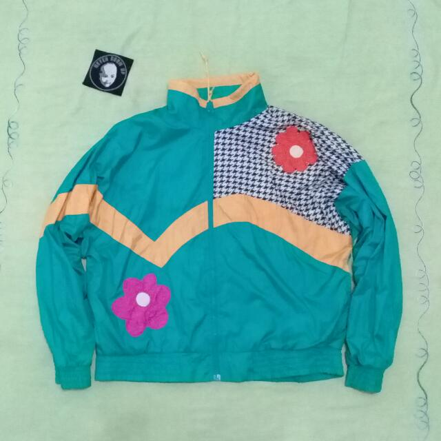 80s Towne Windbracker Jacket