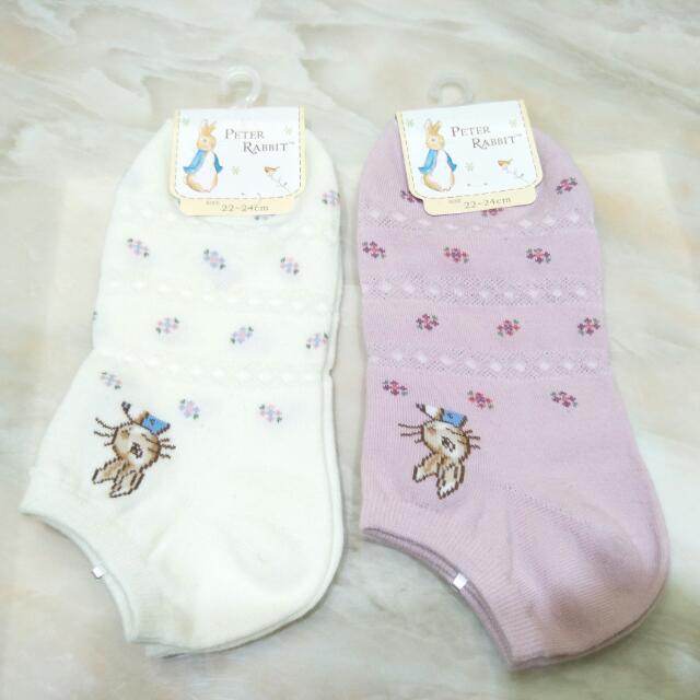 彼德兔短襪