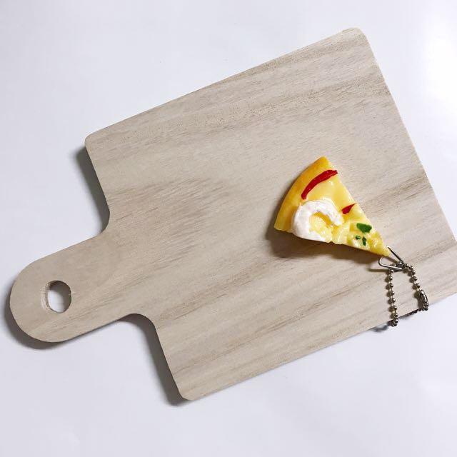 披薩 🍕食玩 吊飾 扭蛋 轉蛋 擬真 仿真 比薩