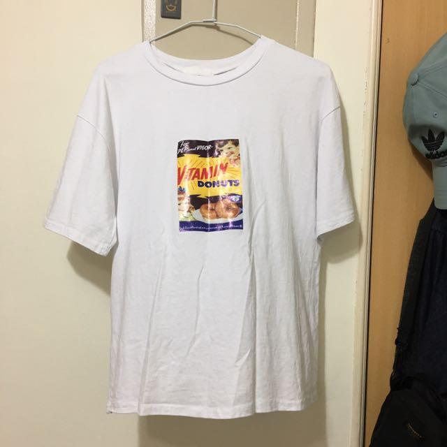 圖案 短t 短袖t恤