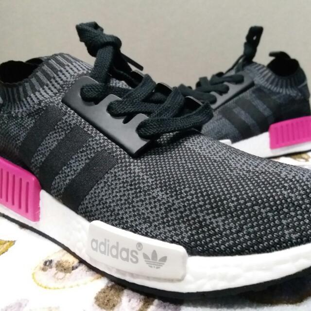 Adidas Trio Shock Pink