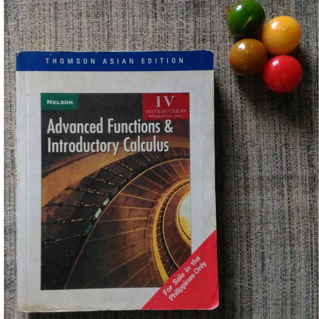 Advanced Function & Introductory Calculus