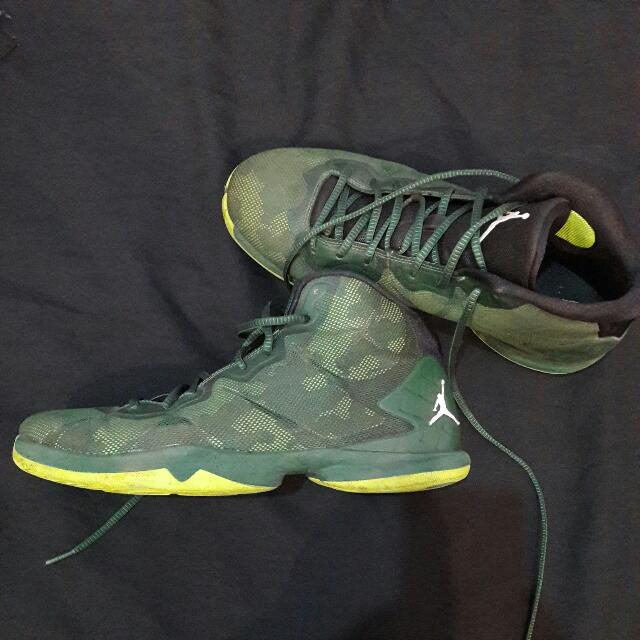 NIKE Air Jordan Superfly 4 - Green