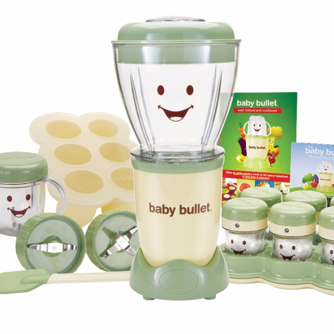 Baby Bullet 23-Piece Storage System