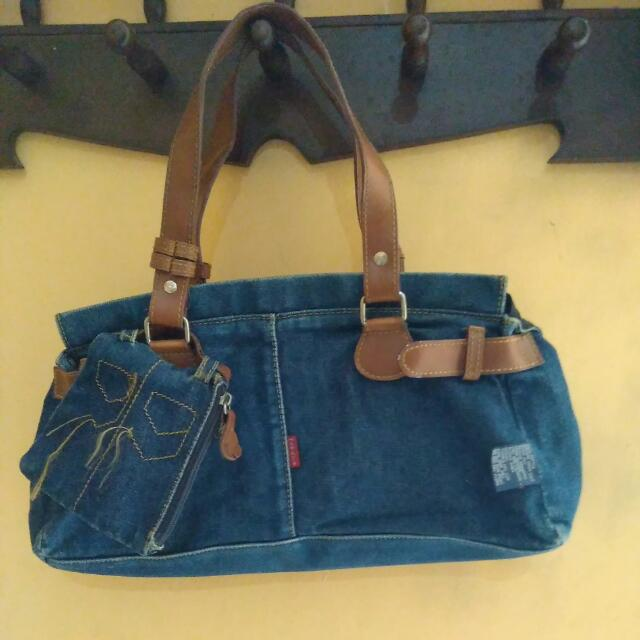 (TITIP JUAL) Bag No Brand