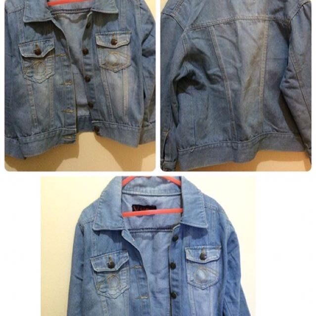 Bangkok Jeans Jacket