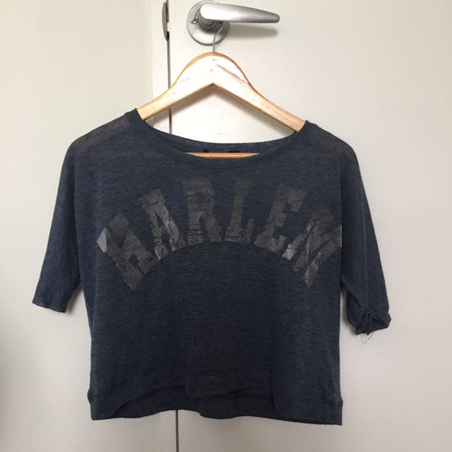 Blue 'Harlem' Shirt