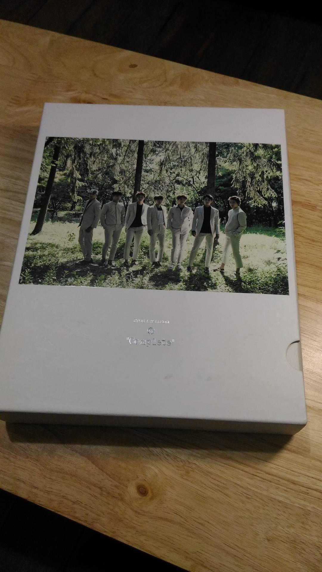 BTOB (Born to Beat) 1st Album - Complete (K-Pop)