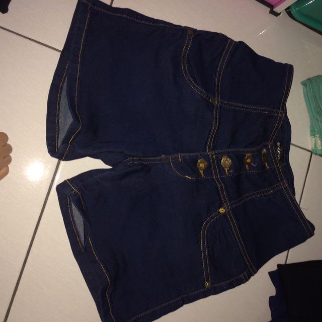 Button Hw pants