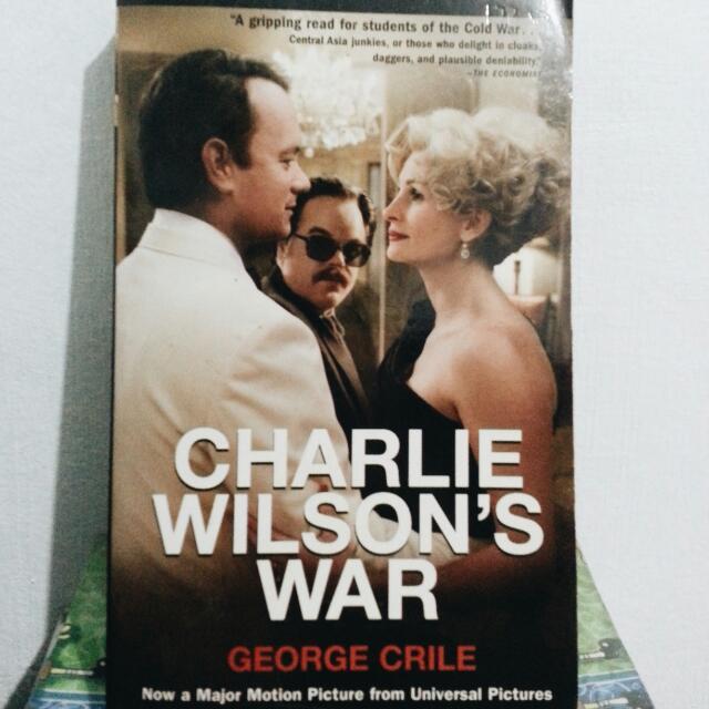 Cahrlie Wilson's War