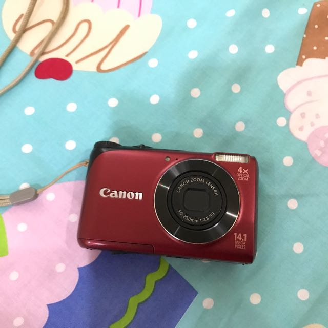 Canon Pocket Camera