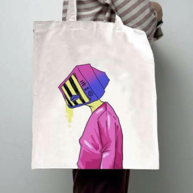 Canvas Totebag