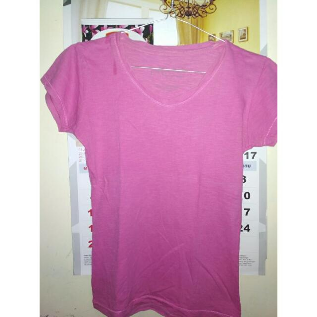 "Clothes Pink Pasbody ""Active Basic"""